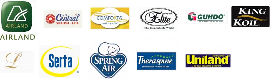 Home Spring Bed Brand Logo 864x252 Pixel HARGA SPRING