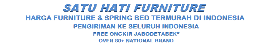 harga morgan spring bed
