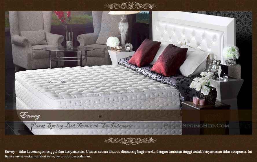Spring Bed Bekas Hotel