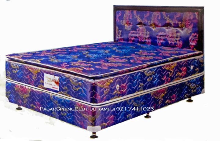 harga PANDA spring bed - Panda Spring Bed - BR Blue list - Main Master - w- tokobagus berniaga - jpg