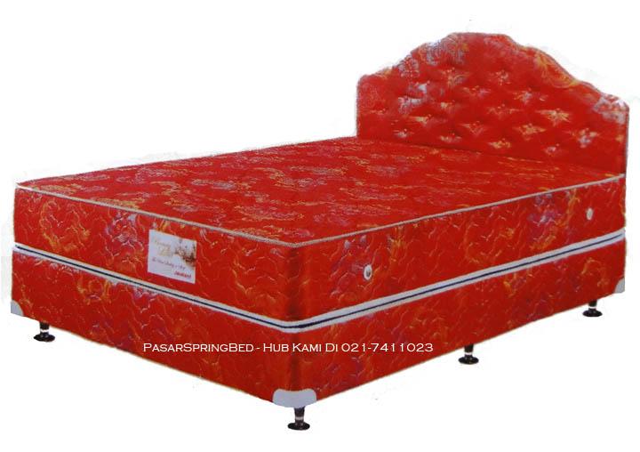 harga PANDA spring bed - Panda Spring Bed Mr Red Main Main Master - tokobagus berniaga w - jpg