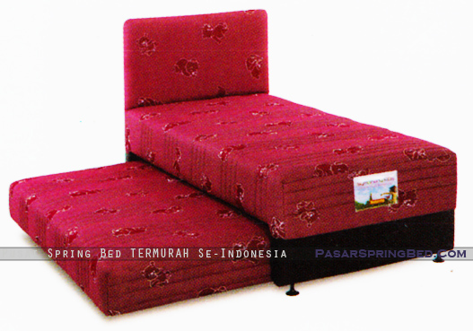 harga musterring spring bed - 2 in 1 symphony kids - hb mh7- symphony series - w