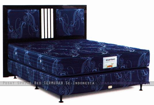 harga musterring spring bed - stanford - divan stanford hb parma - stanford series - w