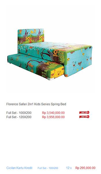 harga florence spring bed9