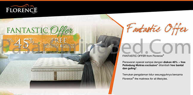 harga-florence-spring-bed