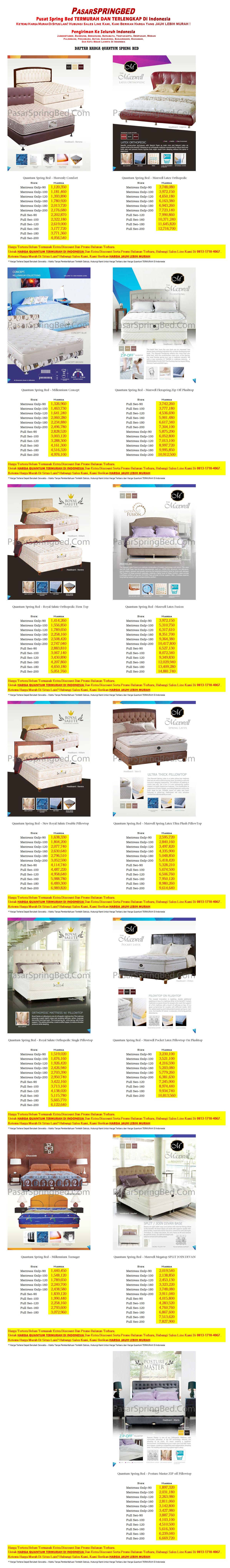 harga-quantum-spring-bed