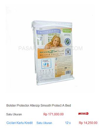 harga spring bed guling bolster protector